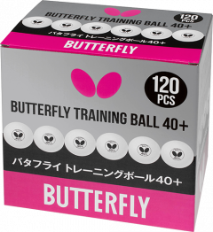 Butterfly 120 balles entrainement