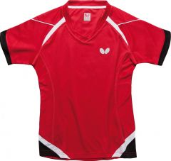 Butterfly Polo Kido Rouge Lady