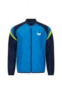 Butterfly Veste Atamy Bleue-Lime
