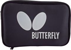 Butterfly Housse simple Logo Noire
