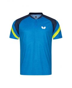 Butterfly Polo Atamy Bleu