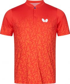 Butterfly Polo Higo Rouge