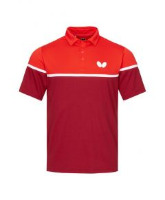 Butterfly Polo Kosay Rouge