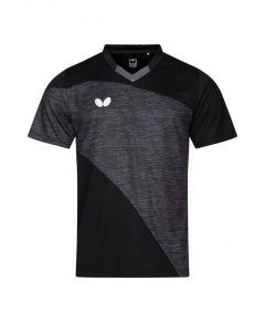 Butterfly T-shirt Tano Noir