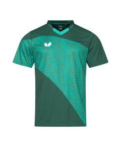 Butterfly T-shirt Tano Vert