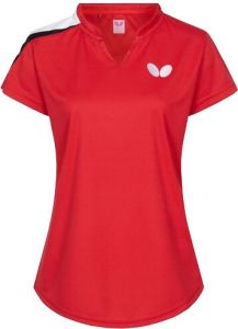Butterfly Polo Tosy Lady Rouge