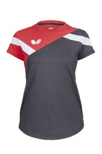 Butterfly Polo Yao Dame Rouge