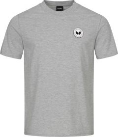 Butterfly T-shirt Kihon Gris